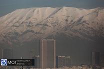 کیفیت هوای تهران ۲۳ دی ۹۹ /شاخص کیفیت هوا به ۱۶۸ رسید