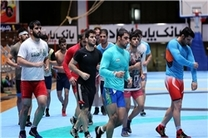 کشتیگیران تیم ملی در بام ایران اردو میزنند