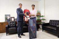 """اهدای جوایز مسابقه اینستاگرامی""""رفیق ماه"""" بانک ملت"""