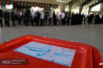 مشارکت 62 درصدی مردم کرمانشاه در انتخابات امروز