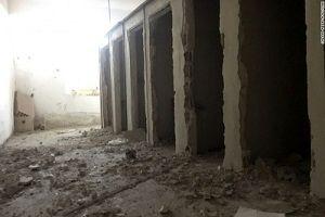 ادعا داعش برای حمله به زندان رقه در سوریه