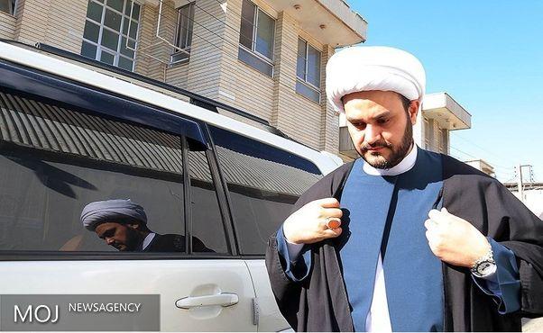 دبیرکل نُجَباء به ایران سفر کرد