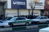 شرکت داتیس خودرو با دستور قضایی پلمب شد