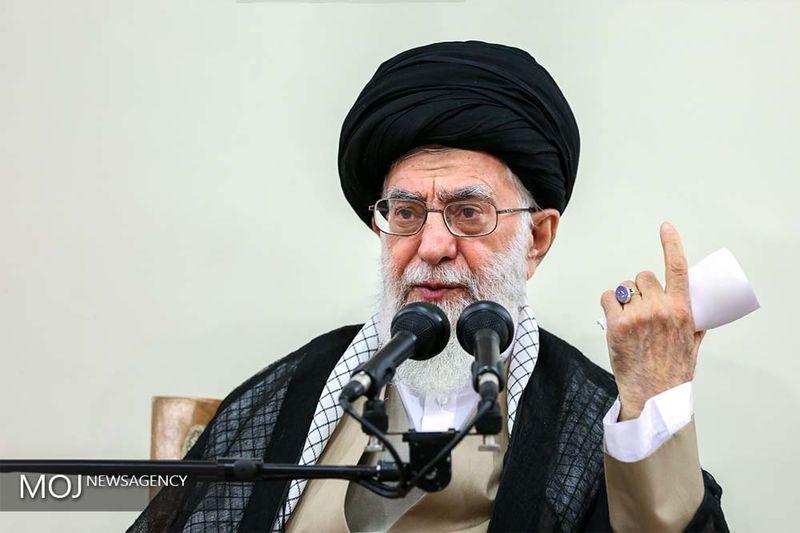 دیدار اقشار مختلف جامعه با رهبر انقلاب اسلامی