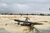 سیل 500 میلیارد تومان به زیر ساخت های پارسیان خسارت وارد کرد