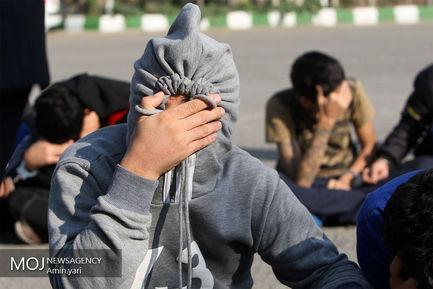 سومین+طرح+دستگیری+سارقان+شهر+تهران