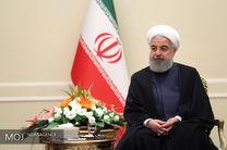 تقدیر روحانی از عملکرد بازیکنان تیم ملی