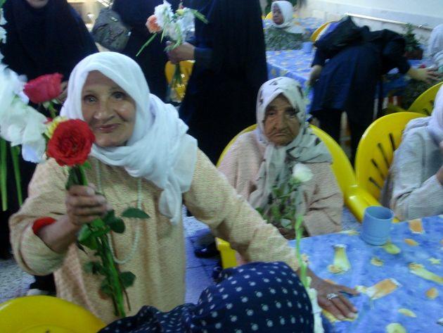برگزاری همایش سالمندان در امامزاده آقاعلی عباس(ع)