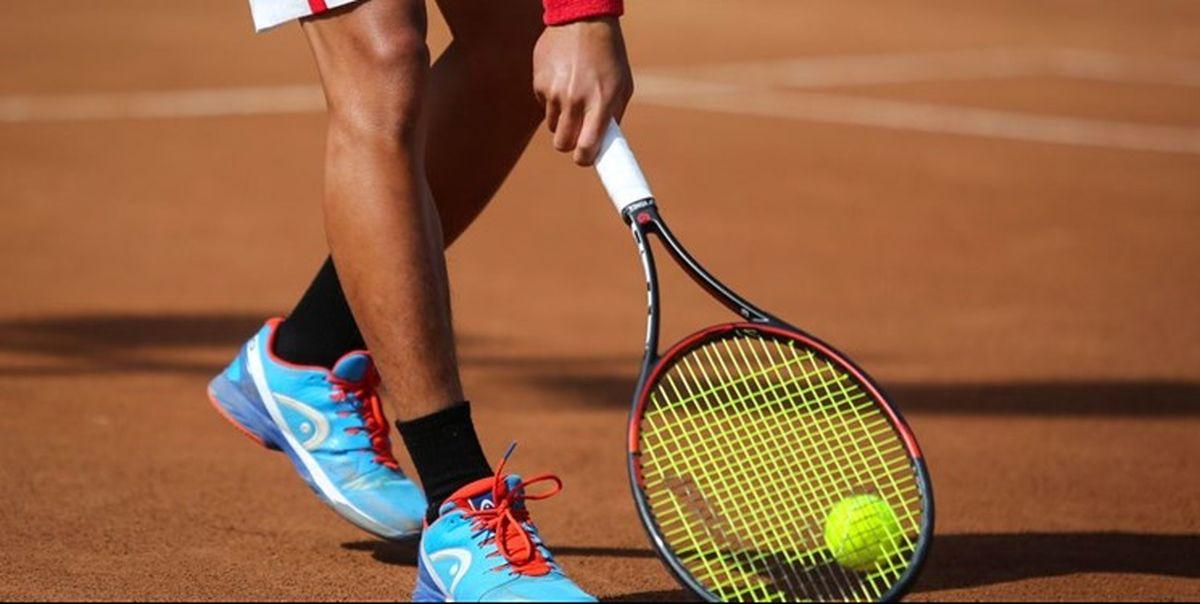 کیش میزبان مسابقات ملی و بین المللی تنیس خاکی