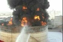 «مناطق نفت خیز» به کمک تیم های امدادی در پتروشیمی ماهشهر می رود