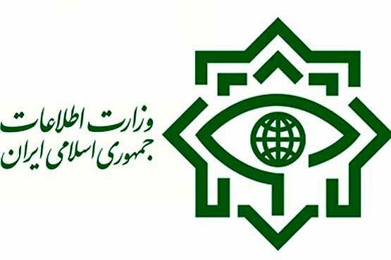 وزارت اطلاعات از کشف و ضبط محموله سلاح از باندهای اشرار خبر داد