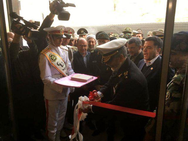 دانشکده دندانپزشکی ارتش با حضور امیر سیاری افتتاح شد
