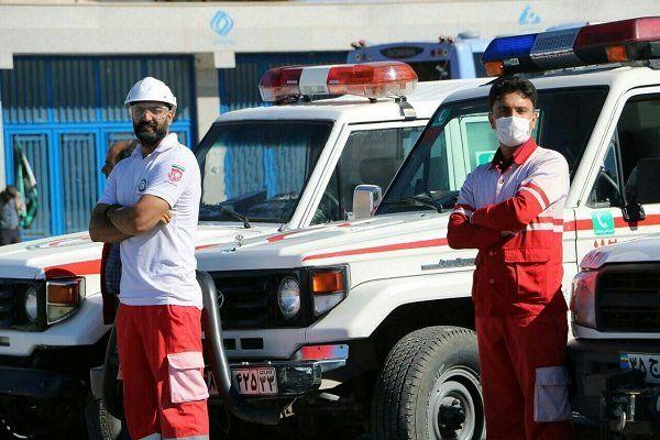 آماده باش امدادگران البرز در جاده های پر تردد