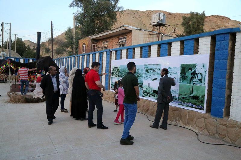راه اندازی موزه گنجینه نفت در نخستین شهر نفتی خاورمیانه
