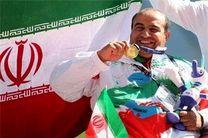 دومین نشان طلای کاروان ایران به نام مختاری ثبت شد