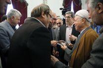 آیتالله هاشمی رفسنجانی در دیدار مدیران و کارکنان مجمع