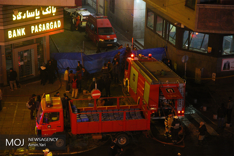 ۴ دقیقه و ۱۱ ثانیه متوسط رسیدن آتش نشانان در حوادث/آتش نشانی روزانه ۴ هزار تماس مردمی دارد