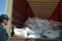 کشف و ضبط 30 تن شکر و برنج قاچاق توسط مرزبانان خوزستانی