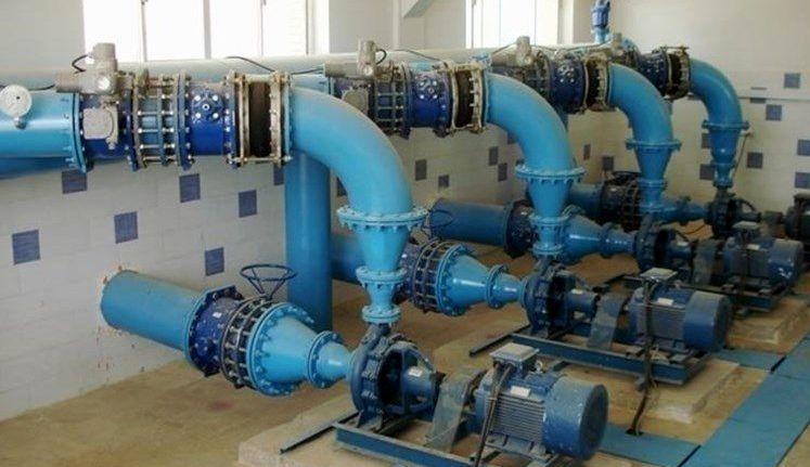 تقویت فشار آب شرب 19 روستای شهرستان های فومن و صومعه سرا