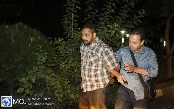 عملیات شبانه دستگیری بزرگترین توزیع کننده مواد مخدر غرب تهران