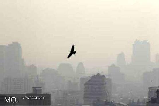 کاهش کیفیت هوا و دید افقی طی ۴۸ ساعت آینده در استان تهران