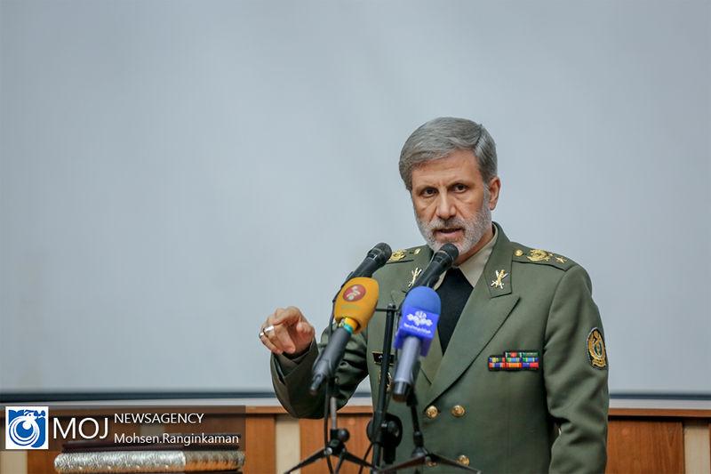 وزارت دفاع آمادگی دارد اقدامات لازم نیروهای مسلح در مبارزه با کرونا را عملیاتی کند