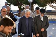 وزیر علوم، تحقیقات و فناوری وارد یزد شد