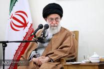 دیدار مسئولان نظام و سفرای کشورهای اسلامی با رهبرانقلاب