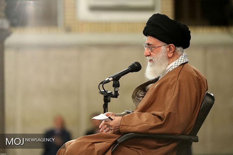 پیام تسلیت حضرت آیتاللهالعظمی خامنهای در پی درگذشت والده فرمانده کل ارتش