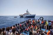 34000 refugees entered Europe in 2019
