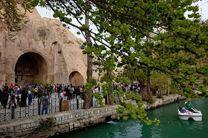 تهرانیها، آذریها و اهوازیها در صدر میهمانان نوروزی کرمانشاه
