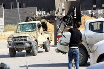 20 نیروی وفادار به خلیفه حفتر در جریان حمله هوایی جان باختند