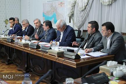 جلسه هماهنگی سفر رییس جمهوری به استان هرمزگان
