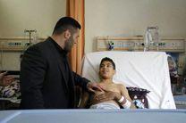 روند درمانی «ابوالفضل آرمیده» پایان یافت