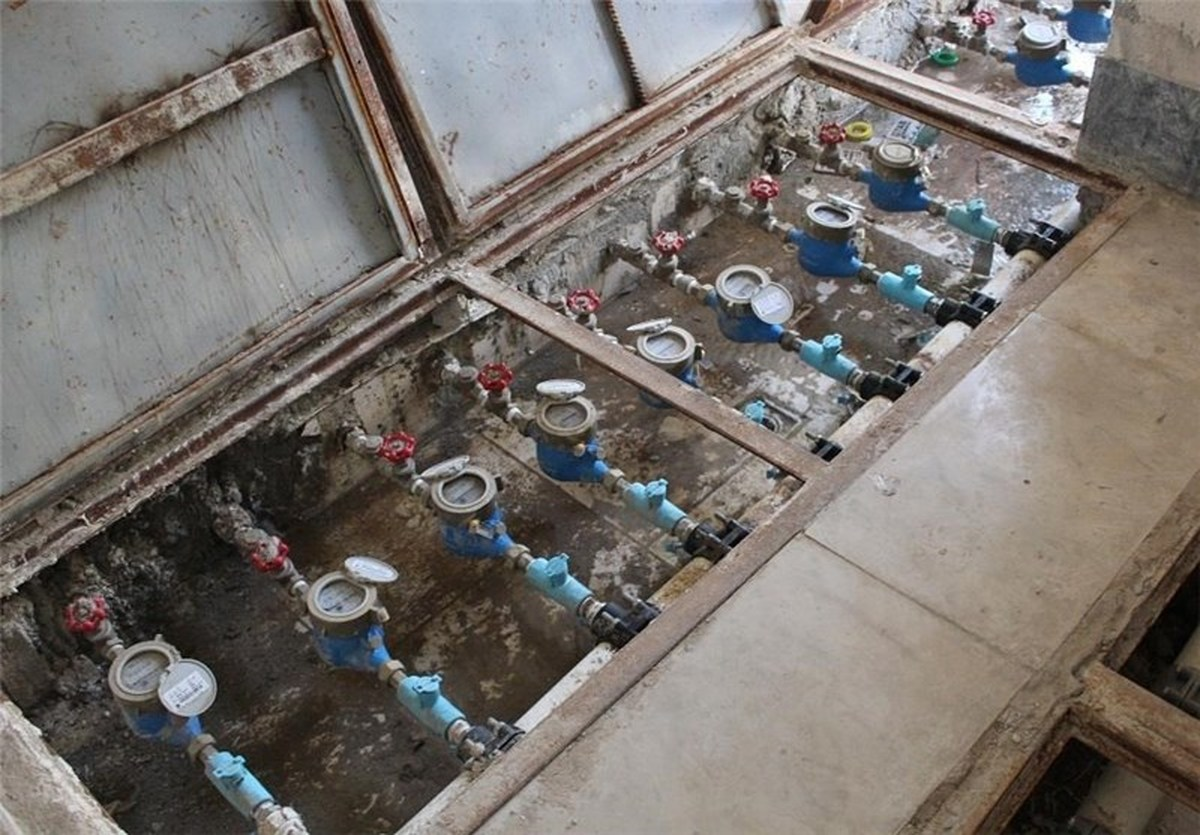 فروش 114 فقره انشعاب آب در شهرستان تفت