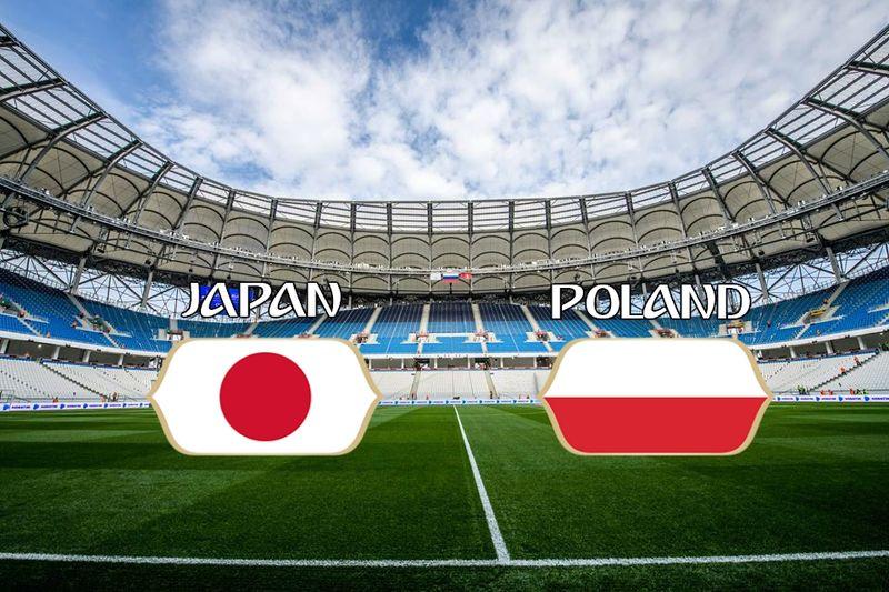 پایان بازی ژاپن لهستان در نیمه نخست