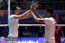 نتیجه بازی والیبال ایران و چین/ برد راحت شاگردان کولاکوویچ مقابل چین