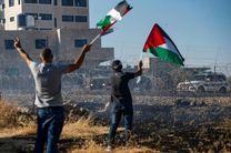 تخریب خانه های فلسطینیان توسط رژیم صهیونیستی در حومه بیت المقدس