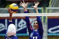 ششمی بانوان والیبالیست بانک سرمایه در آسیا