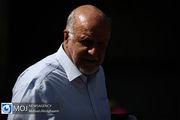 زنگنه خواستار بررسی علل آتشسوزی پالایشگاه تهران شد