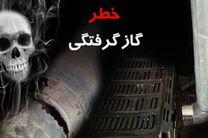 فوت ۱۴۳ تهرانی به دلیل مسمومیت با گاز مونوکسیدکربن