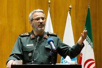 رئیس سازمان بسیج مستضعفین هفته نیروی انتظامی را تبریک گفت