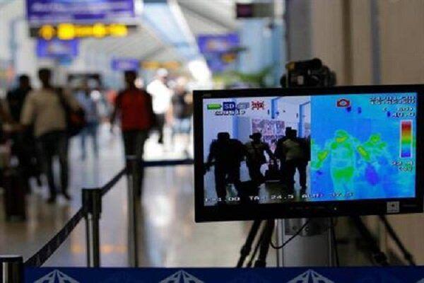 نصب دوربین حرارتی در بعضی مبادی ورودی کشور برای جلوگیری از شیوع کرونا