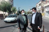 بازدید فرماندار یزد برای رفع مشکلات ترافیکی شهرستان یزد