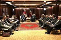 حفظ و توسعه روابط تهران - توکیو در تمامی زمینه ها