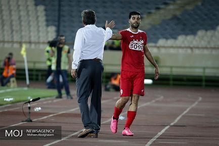 سوپر جام فوتبال دیدار تیم های پرسپولیس و نفت