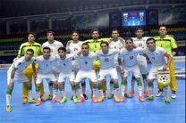۲۰ بازیکن به اردوی تیم ملی فوتسال دعوت شدند