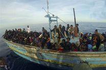 در سال2017 ورود مهاجران از راه دریای مدیترانه کاهش چشمگیری داشت