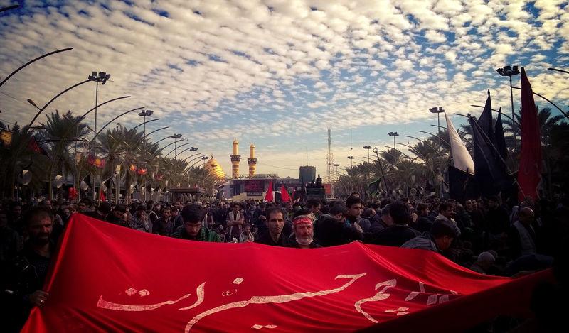 «الحسین یجمعنا»؛ شعار پیاده روی اربعین امسال