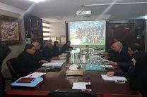 بررسی برنامههای تیم های ملی فوتبال در نشست کمیته فنی و توسعه